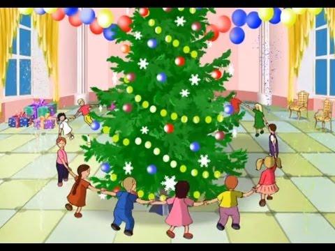 Времена года - Декабрь (13 серия) (Уроки тетушки Совы )
