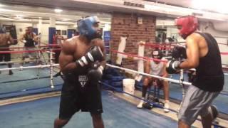 Nnamdi Sparr Round 2 oct 2011