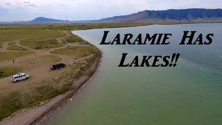 Lots of Lakes in Laramie Vanlife On the Road