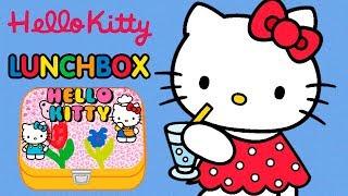 Hello Kitty Lunchbox - Kids Learn to Prepare Food