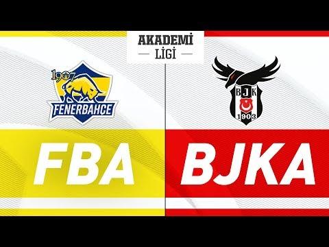 VOD: FBA vs BJKA - TCA 2020 Winter R.1