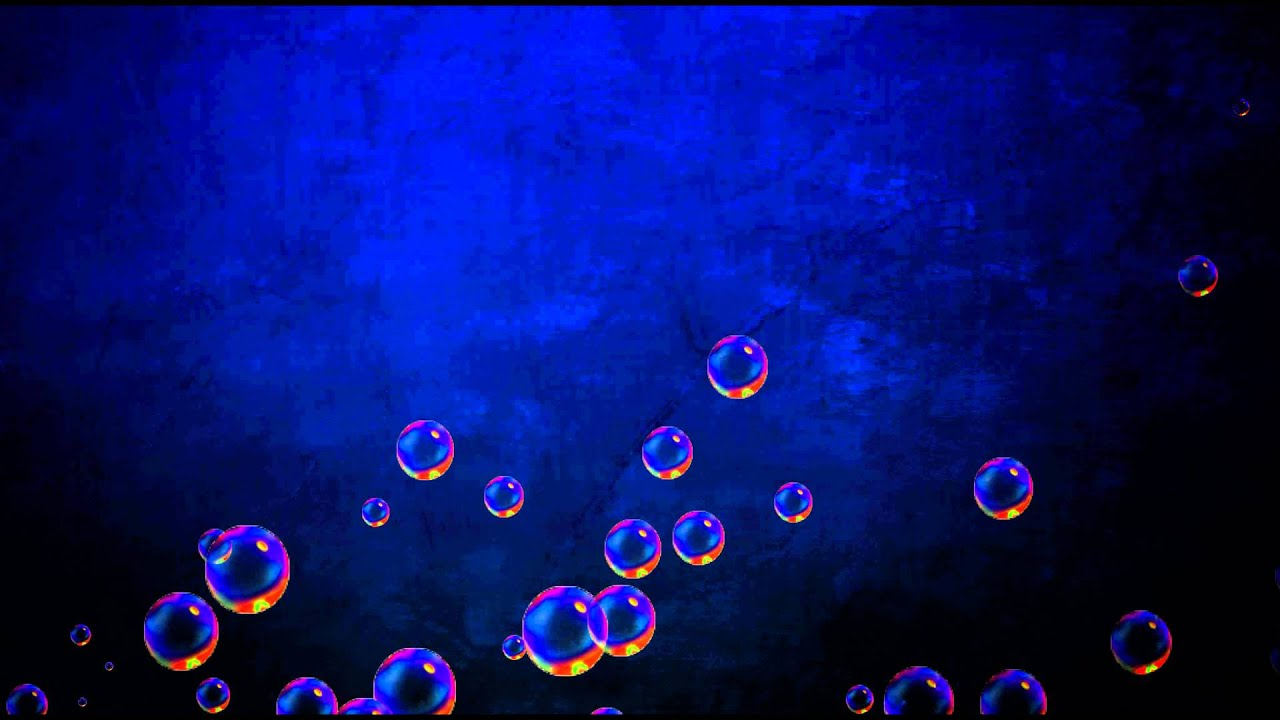 FREE 4K MOVING BACKGROUND - Bubbles - YouTube