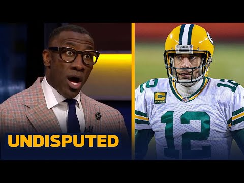 Aaron Rodgers will leave the Packers, it's going to get messy — Shannon Sharpe | NFL | UNDISPUTED