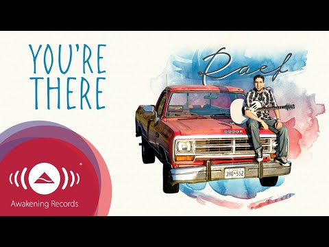 "Raef - You're There | ""The Path"" Album (Official Audio)"
