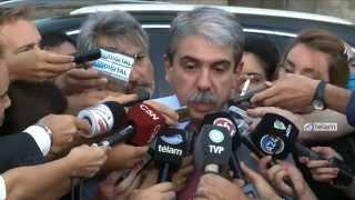 El gobierno no forma parte de la investigación, Aníbal Fernández