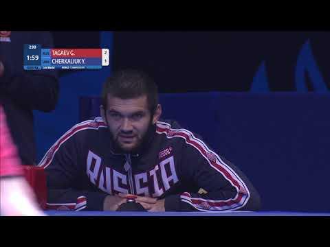 GOLD Men's GP Gi - 66 kg: G. TAGAEV (RUS) v. Y. CHERKALIUK (UKR)