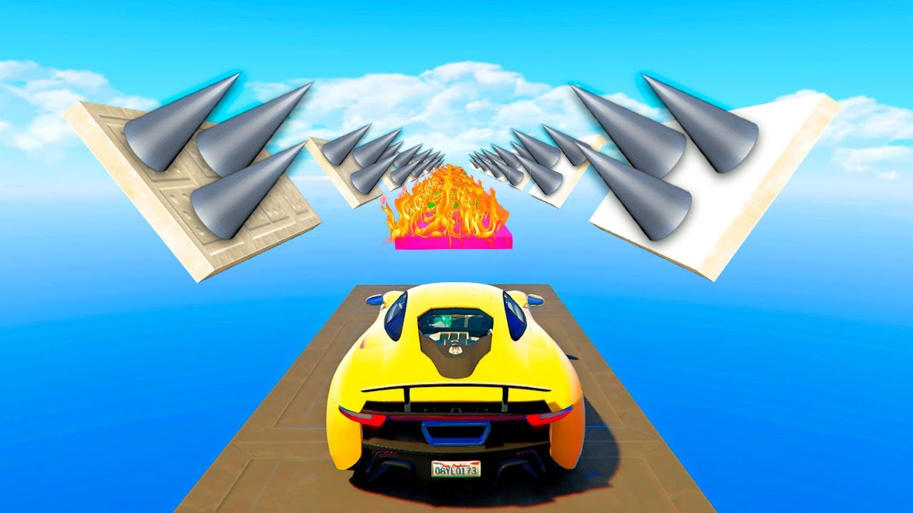 Download 0.001% POSSIBLE FIRE WALLRIDE CHALLENGE IN GTA 5!