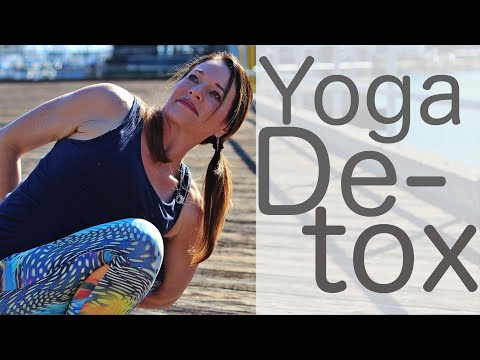 Yoga for New Years (Detox) With Fightmaster Yoga