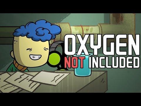 РЕШЕНИЕ ПРОБЛЕМЫ С КИСЛОРОДОМ! |12| Oxygen Not Included: Ranching Upgrade Mark 2