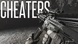 WINNING AGAINST CHEATERS - Escape From Tarkov