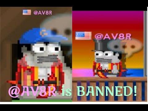 @AV8R removed as Moderator!