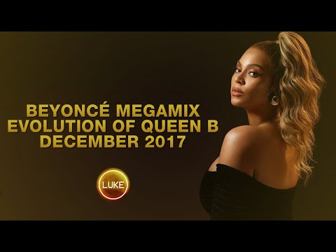 Beyoncé Megamix 1.0 - 40+ Hits In 1 Megamix! (Luke Megamix)