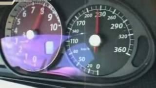 Ferrari 599 gtb fiorano massima velocità