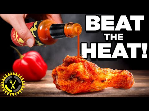 Food Theory: How To SURVIVE Spicy Food! (Hot Ones Challenge) - The Food Theorists