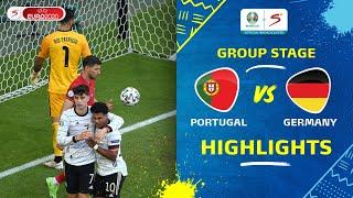 UEFA Euro 2020 | Group F | Portugal v Germany | Highlights