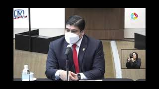 Download Presidente Carlos Alvarado se pone los lentes contra Dragus Dolanescu