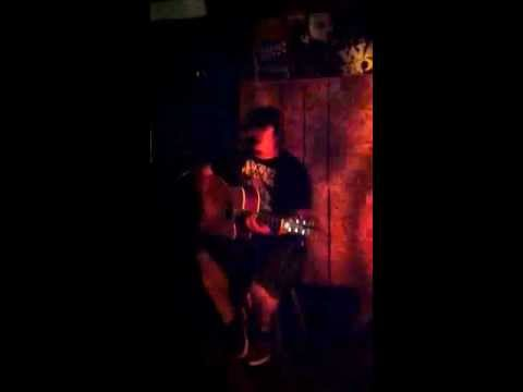 Jacob Guzman playing at T's in Lewisville Tx