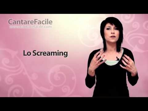 Lo Screaming: come aggiungere