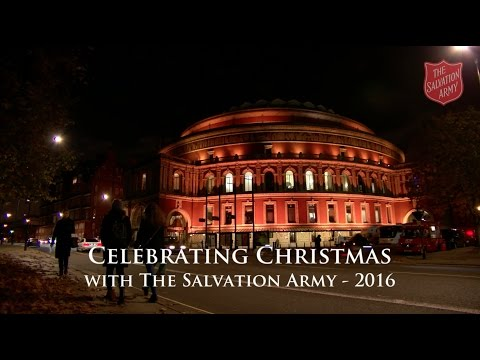 Celebrating Christmas with The Salvation Army | 2016
