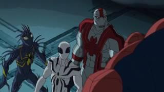 """Ultimate Spider Man vs Los Seis Siniestros """"Aniquilador de Arañas"""" Parte 3 (4/6)"""