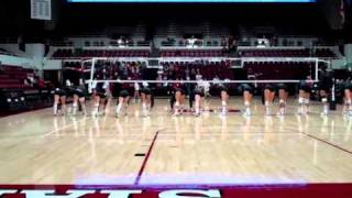 Volleyball Warm-Up Drills
