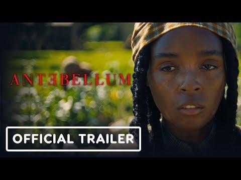 Antebellum - Official Trailer (2020) Janelle Monae, Kiersey Clemons