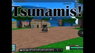 Gura Tsunamis!! Kop | Roblox