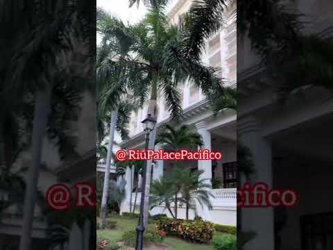 Mexico- Riu Palace Pacifico Nuevo Vallarta 2019