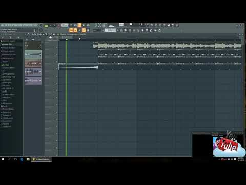 Tere Bina Jeena Saza Ho Gaya [ Cg Mix Flp Video ]