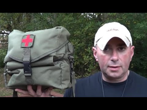 Building an Emergency Medical Bag