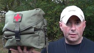 Building an Emergency Medical Bag