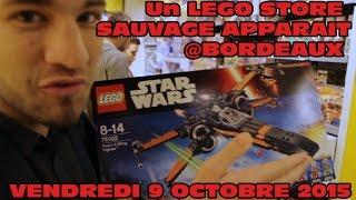 Ouverture du LEGO STORE DE BORDEAUX vendredi 09 octobre 2015