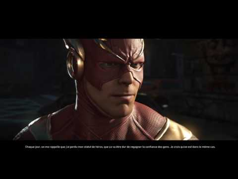 Injustice 2 - Chapite 3 (Flash) et 4 (Green Lanthern)
