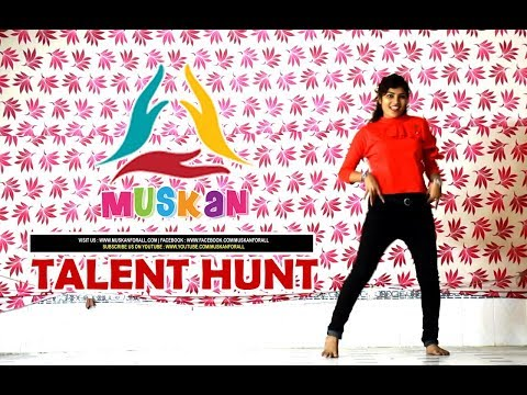 "Dance Performance by Anuradha on ""Chori Kiya Re "" on occasion of Talent Hunt organized by MUSKAN"