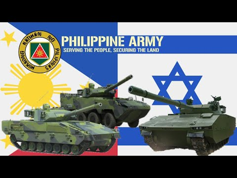 Israel to Provide Military Tanks to the Philippines, Despite