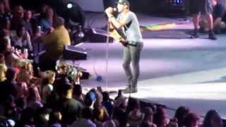 Luke Bryan - Roller Coaster (Live) - NEW SINGLE - Holmdel, NJ