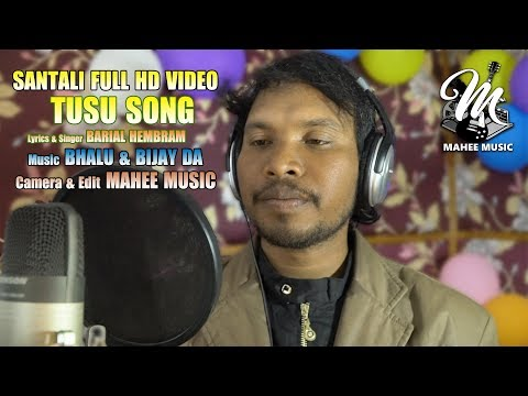 SANTALI NEW FULL HD VIDEO TUSU SONG 2019