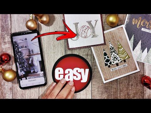 5 Single Girl Christmas Card Ideas Youtube