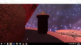 1er informe escenario web 3D