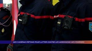 Yvelines | Des caméras piétons pour lutter contre les agressions des pompiers