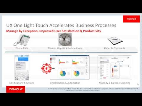 PREVIEW - JD Edwards Light Touch: Production Execution Demo