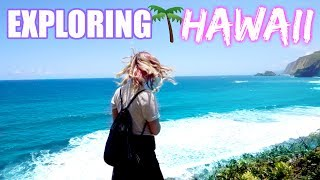 EXPLORING THE BIG ISLAND!   Travel With Me to Hawaii (pt. 2)