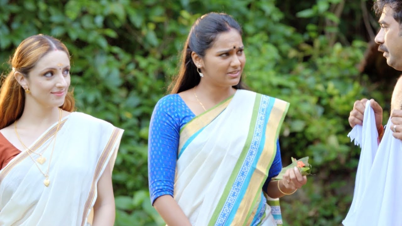 Salt Mango Tree | Value of traditional family system  | Mazhavil Manorama