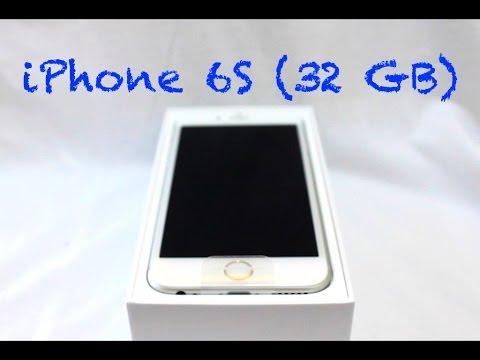 0a00c55dfd2 iPhone 6S 32 GB: Unboxing + Configuração Inicial - YouTube