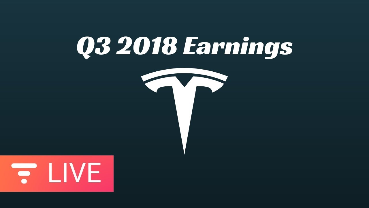 Tesla, Inc. (TSLA) Q3 2019 Earnings Call Transcript