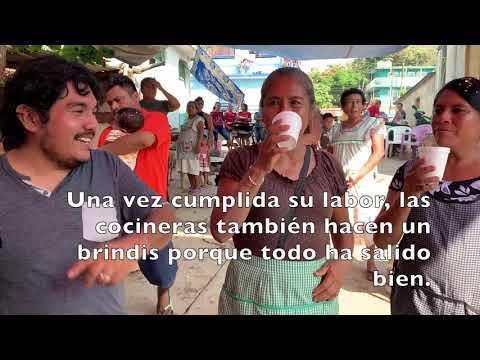 'ARAJO, SE PUSO BUENA LA MAYORDOMIA EN COSTA CHICA.