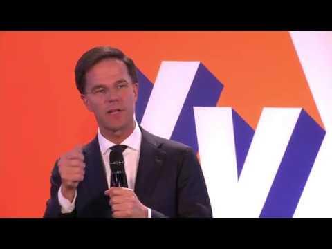 Rutte: ho! gezegd tegen verkeerde populisme