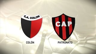 Colon de Santa Fe vs Patronato de Parana full match