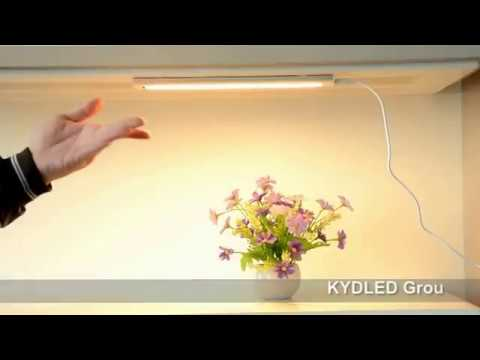 Under cabinet lights dimmable Infrared Hand scan Induction