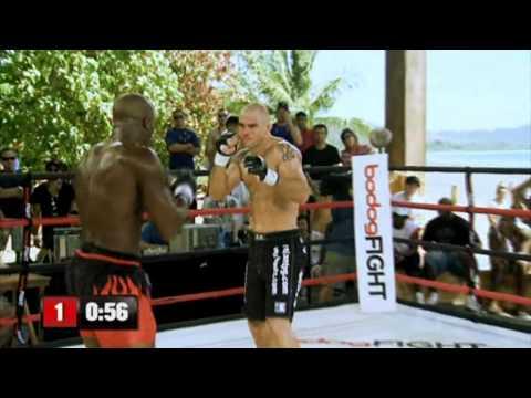 35   José Landi Jons vs Mitch McElroy   Bodog Fight   Costa Rica Combat 02 18 2007
